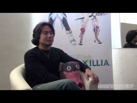 Entrevista a Hideo Baba por Tales of Xillia (HD) HobbyConsolas.com