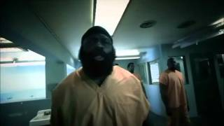 Blood and Bone ( Scena del carcere)