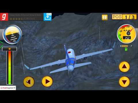 Live: aeroplane games | aeroplane games 3D | Live Multiplayer (Android Gameplay )