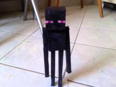 Real life enderman mit teleportation youtube
