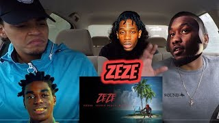 Kodak Black Zeze Feat Travis Scott Offset Official Audio Reaction Review