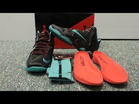 Nike LeBron 11 Jade Glaze Review