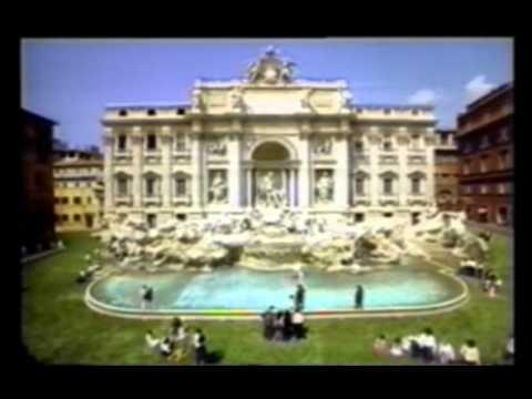 Mulino Bianco – spot 1994 – La natura in città: Roma ei Tarallucci