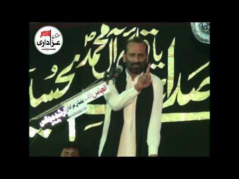 Zakir Syed Zuriyat Imran Sherazi | Jalsa 9 March 2018 | Jalsa Zakir Qazi Waseem Abbas