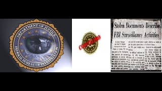 FBI COINTELPRO THE U.S. GOVERNMENT'S WAR AGAINST DISSENT