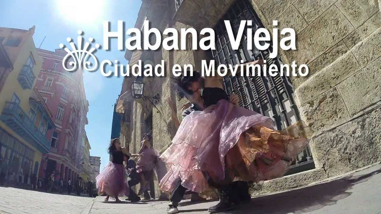 Dance Festival in Urban Landscapes Begins in Havana