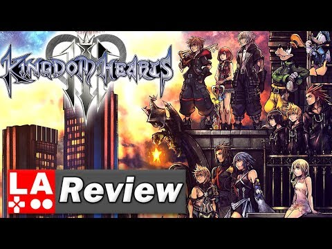 Kingdom Hearts 3 Review   PS4 & Xbox One (Spoiler Free)