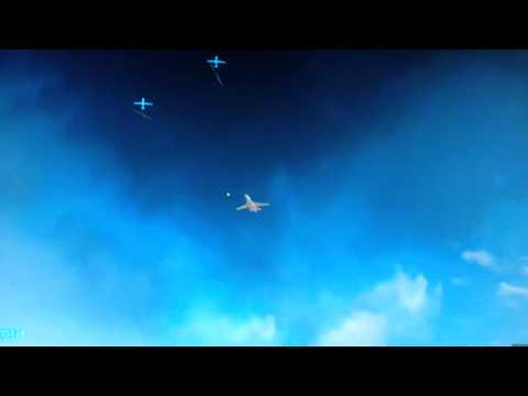 B1 Lancer Bombing Run BF4 Silk Road