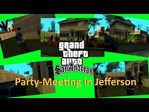Party in Jefferson