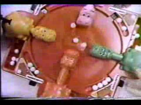 Hungry Hungry Hippos commercial