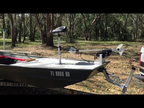 Removable Light Weight Deck - Jon boat to bass boat