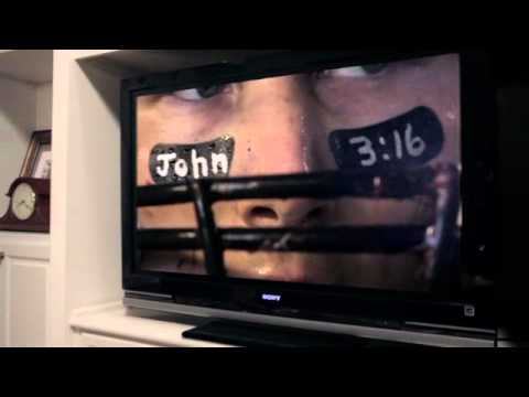 Rejected John 3:16 Super Bowl Commercial - LookUp 316