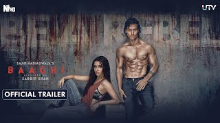 Baaghi: A Rebel for Love (1990) - Official Trailer