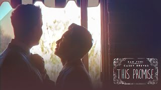 Download Lagu This Promise - Sam Tsui & Casey Breves (Wedding Music Video) Gratis STAFABAND