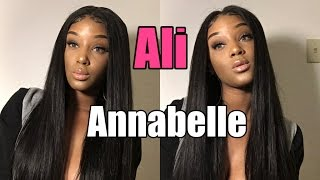 download lagu ALI ANNABELLE HAIR  Aliexpress  Brazilian Straight Review gratis