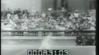 Suzanne Lenglen vs Helen Wills - 1926 Cannes, France