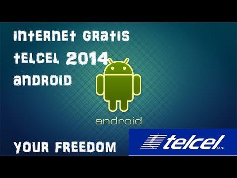 INTERNET GRATIS TELCEL 2014 ANDROID(igual funciona con unefon.iusacell ...
