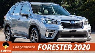 Subaru Forester 2020: a quinta geração do modelo chega ao Brasil