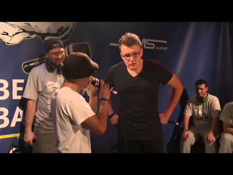 Robeat Vs Chezame - Semi Final - German Beatbox Battle video