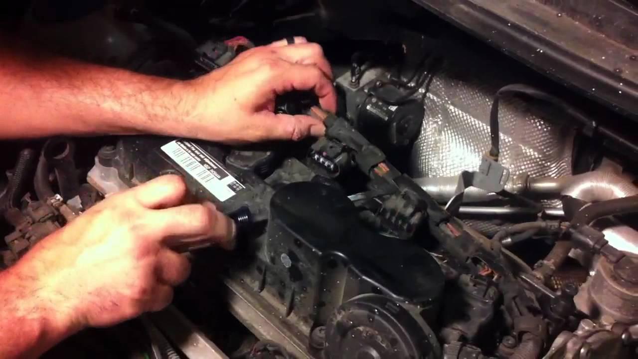 Volkswagen Jetta Ratings >> 2006 Volkswagen Jetta Spark Plug Removal - YouTube