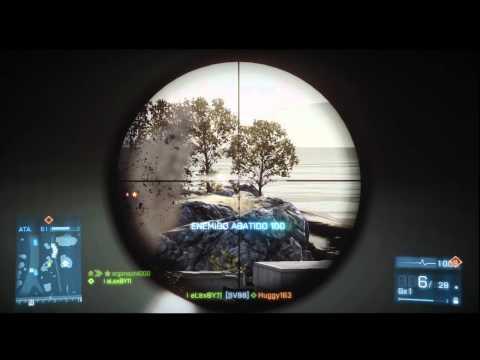 Battlefield 3 |La Vida del Francotirador | aLexBY11 |