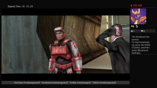 Red faction (PS2) longplay part 1 (PS4) live #PS4share #PS4live #PS4