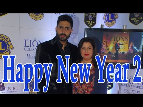 REVEALED: Abhishek Bachchan's SPECIAL ROLE in 'Happy New Year 2'