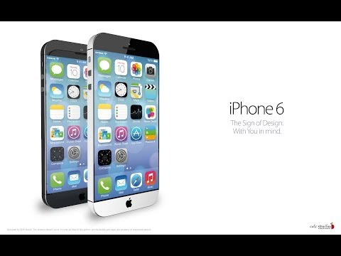 Apple iPhone 6. September 2014.