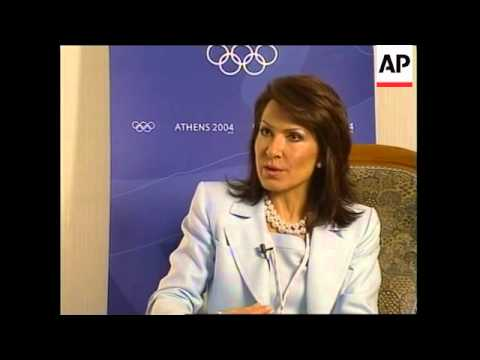 IOC questions Greece on preparation for 2004 Olympics