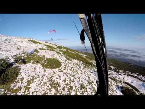 Babia Góra zlot (Paragliding)