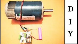 12V to 24V 10A Powerful DC Boost Run 1500watt motor || Must Watch !!!