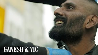 The Streets Barber Stories - Episode 3 : Ganesh and Vic