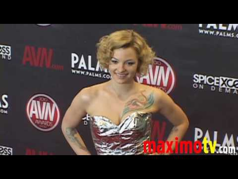 BELLADONA Arriving at 2010 AVN AWARDS SHOW Las Vegas January 9 Video