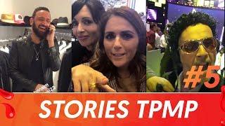 TPMP : Kelly Vedovelli, Maxime Guény… le meilleur des stories Instagram des chroniqueurs