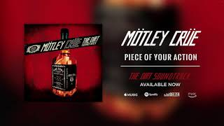 Mötley Crüe - Piece Of Your Action (Official Audio)