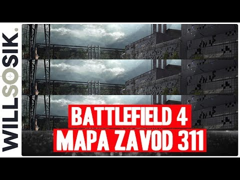 Este es un video del mapa de BATTLEFIELD 4 llamado 'Zavod 311' Disfruten! Goldmud Railway http://www.youtube.com/watch?v=Y7rv00rUA7w Dawnbreaker http://www.youtube.com/watch?v=pvKXXSHjBVw...