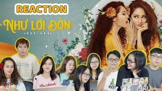 Schannel REACTION: NHƯ LỜI ĐỒN | Bảo Anh 'sexy' bên Kiều Minh Tuấn