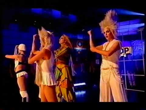 Fischerspooner - Emerge - Top of the Pops
