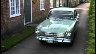 The Ford Cortina