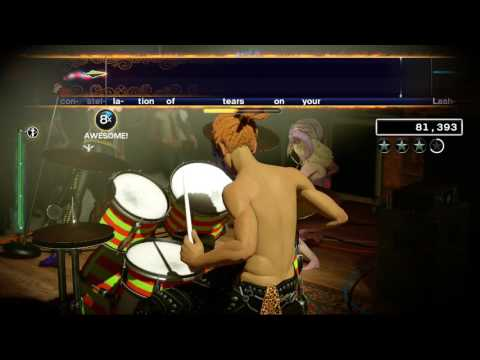 Let's Play: Rock Band 4 Brutal Vocals My Songs Know What You Did in the Dark DLC (5 Stars )