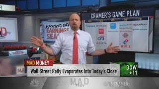 Jim Cramer: Not a great start to a very important week