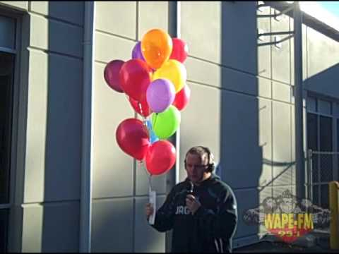 Balloon Boy Bust! Mikey P. Jaguars Tickets Video