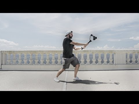 MY FAVORITE CINEMATIC GIMBAL - MOZA AIR Review