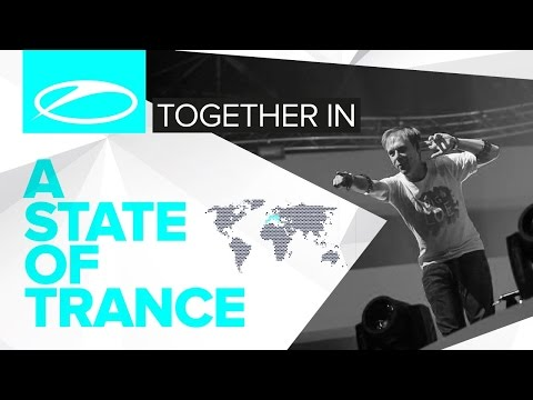Armin van Buuren - A State of Trance Festival, Utrecht (The Netherlands)