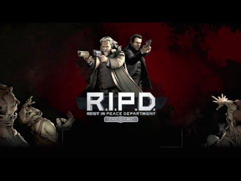 R.I.P.D. The Game - Это Просто Кооперативный Высер
