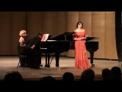 Доницетти Гаэтано - Речетатив и ариозо Леоноры