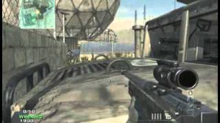SpacyDistortion - MW3 Scoping