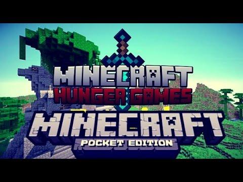 Como Entrar En Los Juegos Del Hambre Minecraft Pocket Edition 0.10.3 | 0.10.2 | 0.10.1 0.10.4