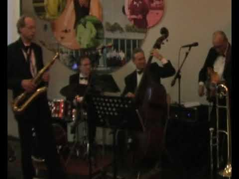 Blue and Sentimental famous tenor sax solo played by Bert Brandsma