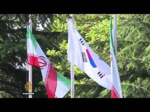 South Korea and Iran to sign major trade deals